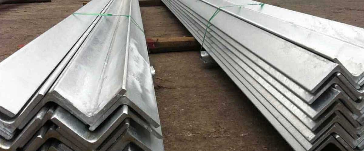 Stainless Steel 304 Angles Supplier