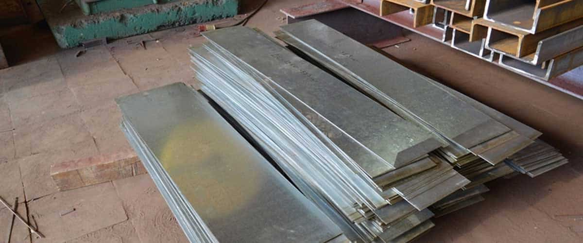 Stainless Steel 202 Cut Piece Plates Supplier