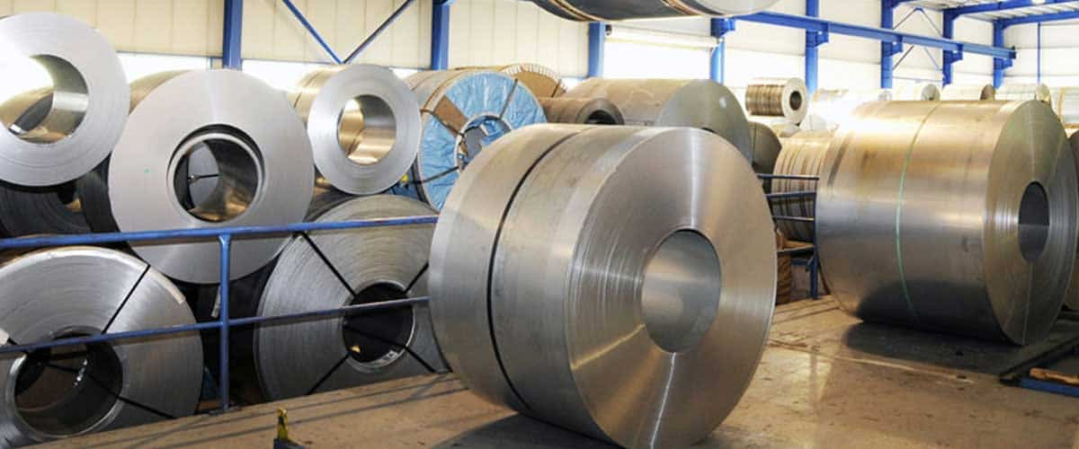 Stainless Steel Coils Supplier