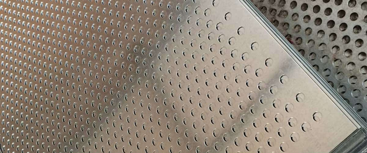 SS 202 DD Perforated Sheets Supplier