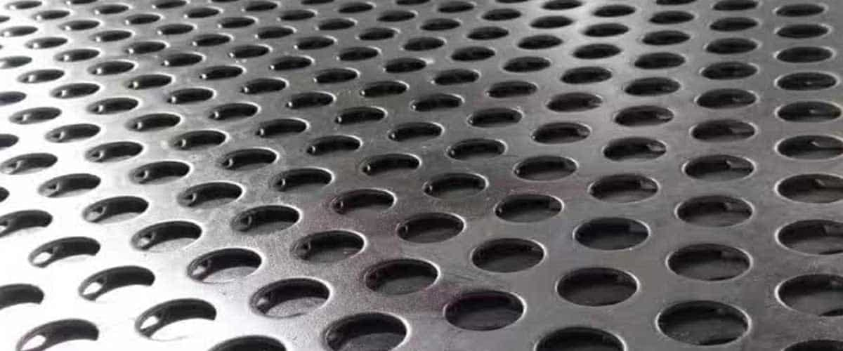 Stainless Steel 202 DD Perforated Sheets Supplier