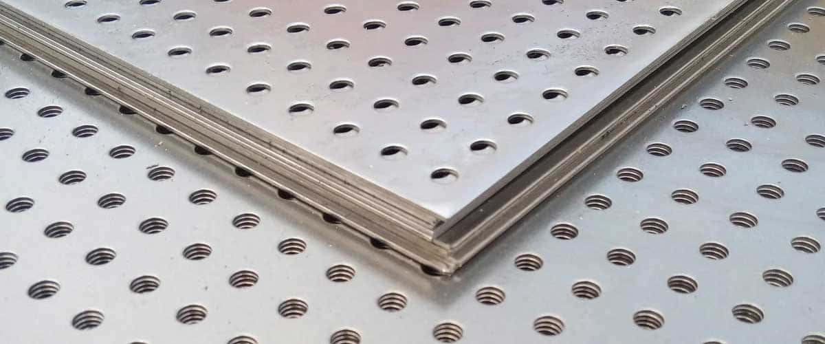 SS 304 Perforated Sheets Supplier