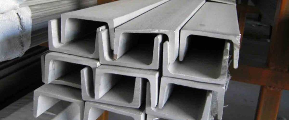 Stainless Steel 316L Channels Supplier