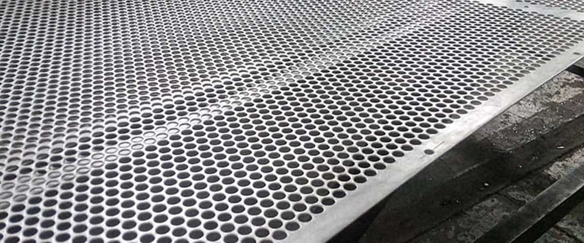 Stainless Steel Perforated Sheets Supplier