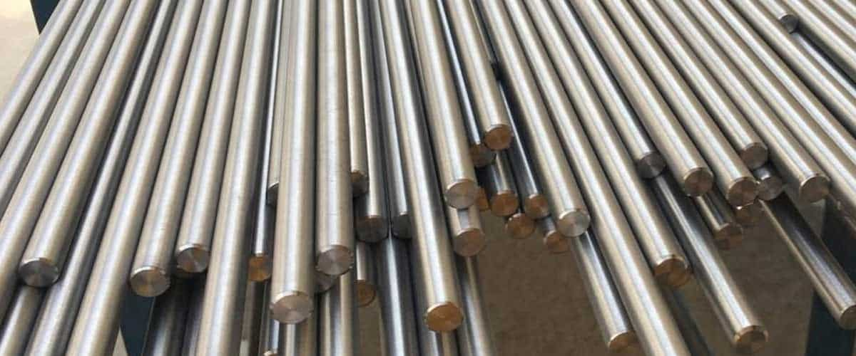 Stainless Steel 202 Round Bars Supplier