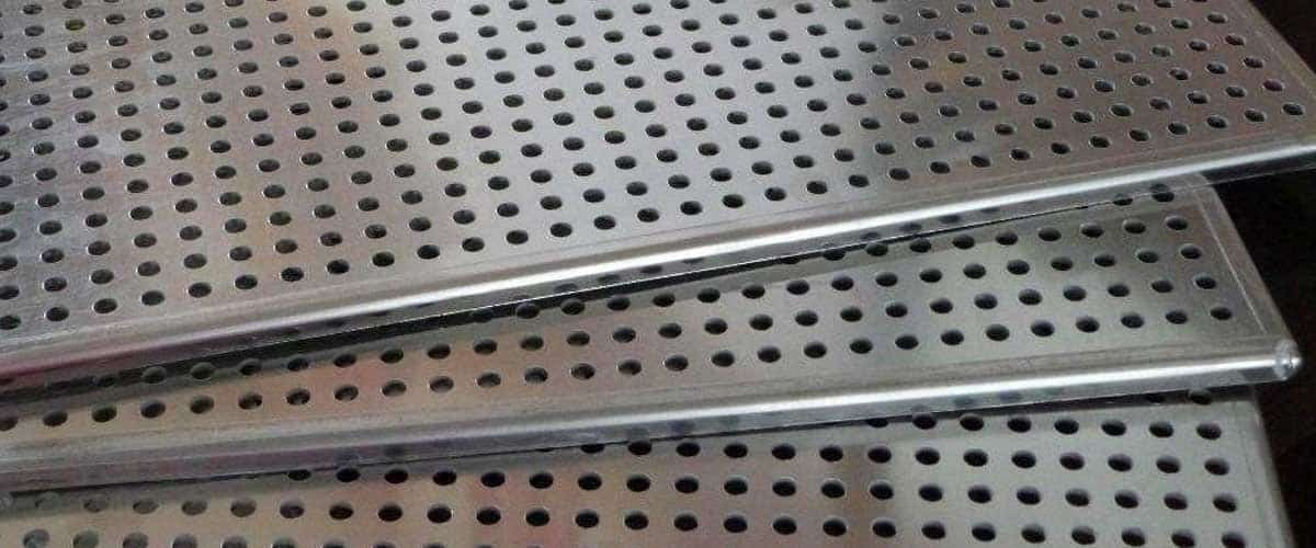 SS 316L Perforated Sheets Supplier