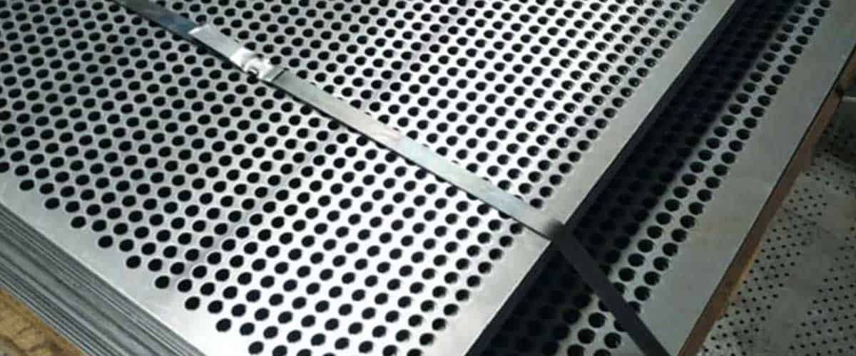 Stainless Steel 316L Perforated Sheets Supplier
