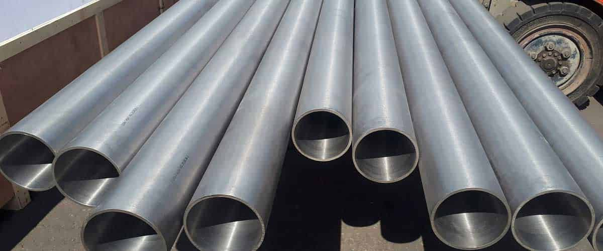Stainless Steel Seamless Pipes Supplier